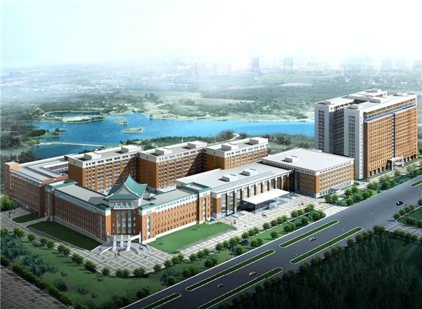 The first Hosipital in Jilin Univeristy
